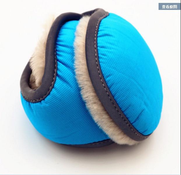 New Unisex Women Men Collapsible Earmuff  Winter Ear Muff Wrap Band Warmer Grip Earlap Earmuffs AA0026