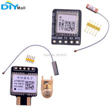 купить ATGM332D ATGM336H Dual Mode BDS GPS Module Position Navigation Satellite Flight Control with EEPROM онлайн