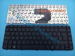 Оригинальная новая Французская клавиатура с раскладкой AZERTY для HP compaq presario Cq43 Cq57 CQ58, французская раскладка клавиатуры ноутбука