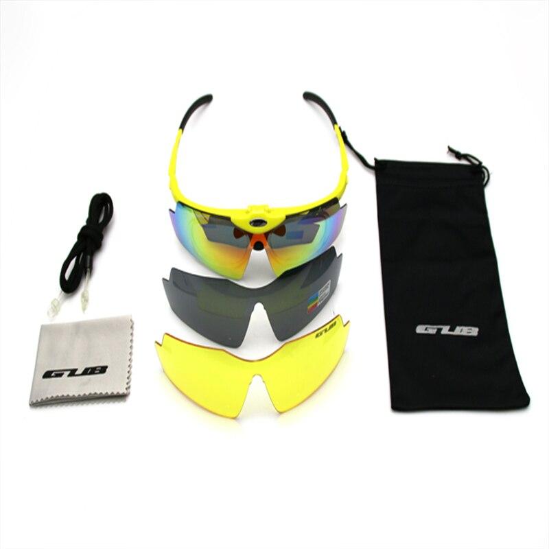 GUB 5000 model Man Women Cycling font b Sports b font Sun Glasses MTB Bike Outdoor