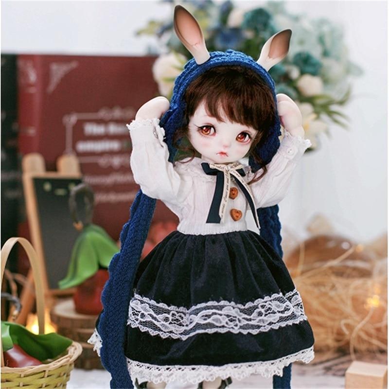 1/6 Aimerai Gina BJD SD Puppe Kaninchen Ohr Körper Modell Baby Mädchen Jungen Hohe Qualität Spielzeug Shop Harz Figuren Geschenke-in Puppen aus Spielzeug und Hobbys bei  Gruppe 3