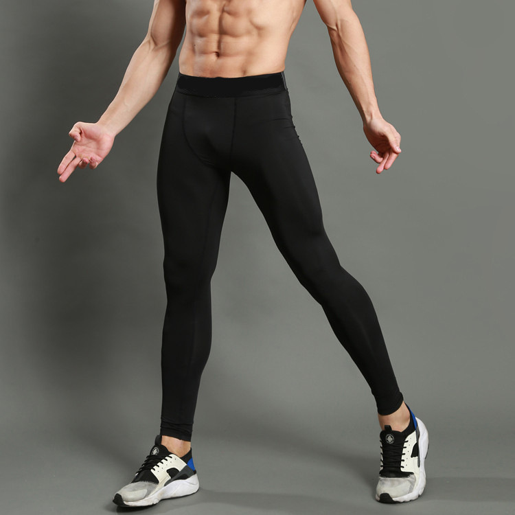 Compression Basketball Pants Sports Running Tights Elastic Quick Dry Men Jogging Leggings Fitness Gym Clothing Leggings Running Tights Aliexpress