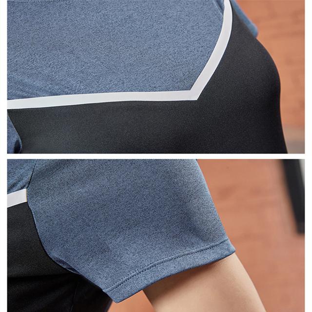 Womens Short Sleeve Fitness Tank Tops