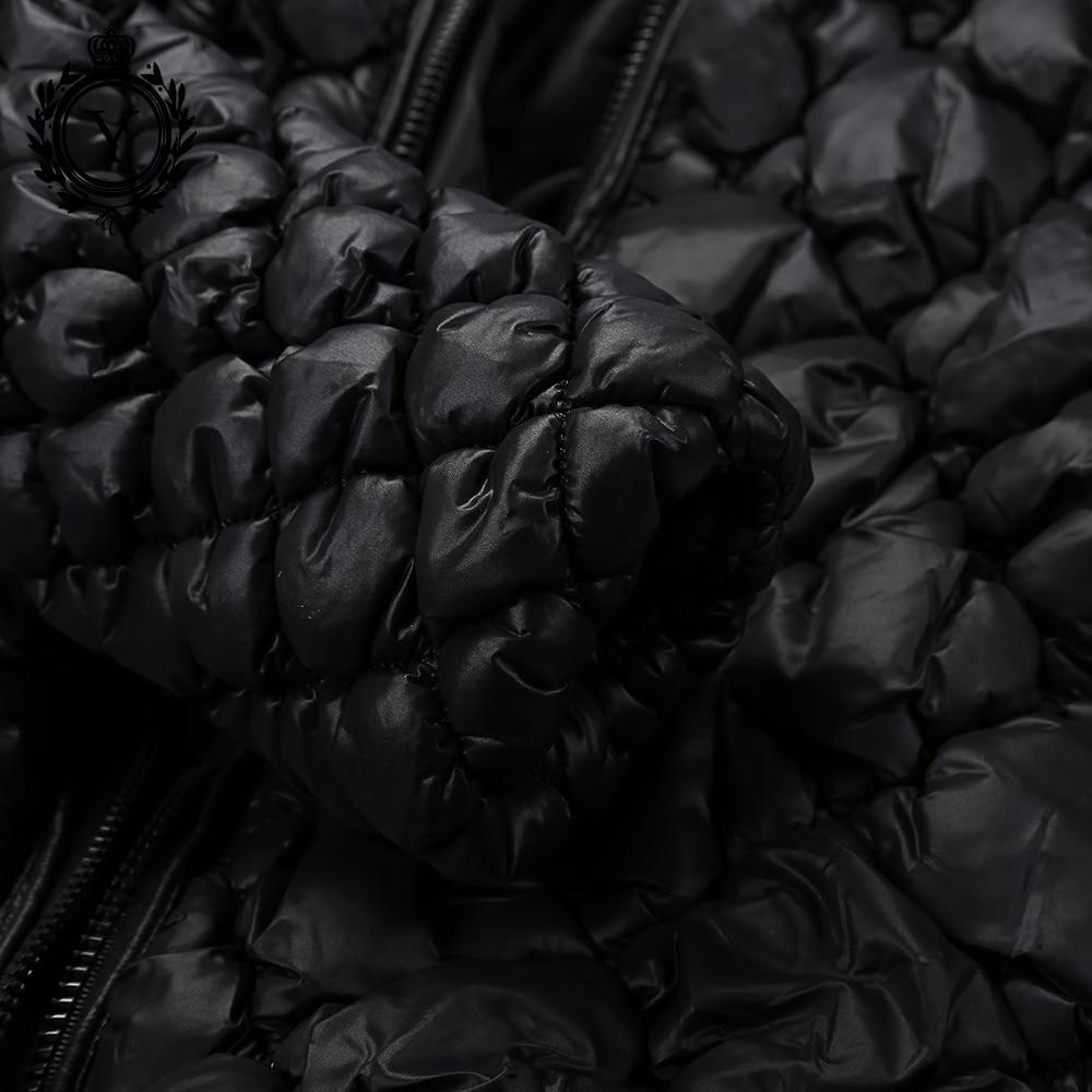 COUTUDI 2016 Горячая Сверхлегкий Твердые Пальто Куртка Женщины Зимняя Куртка Уникальный Стиль женские Куртки Короткие Теплый Водонепроницаемый Тонкий Слой