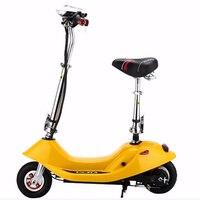 Bicicleta eléctrica de adultos de vehículo de dos ruedas amortiguador bicicleta pequeño y ligero Scooter urbano