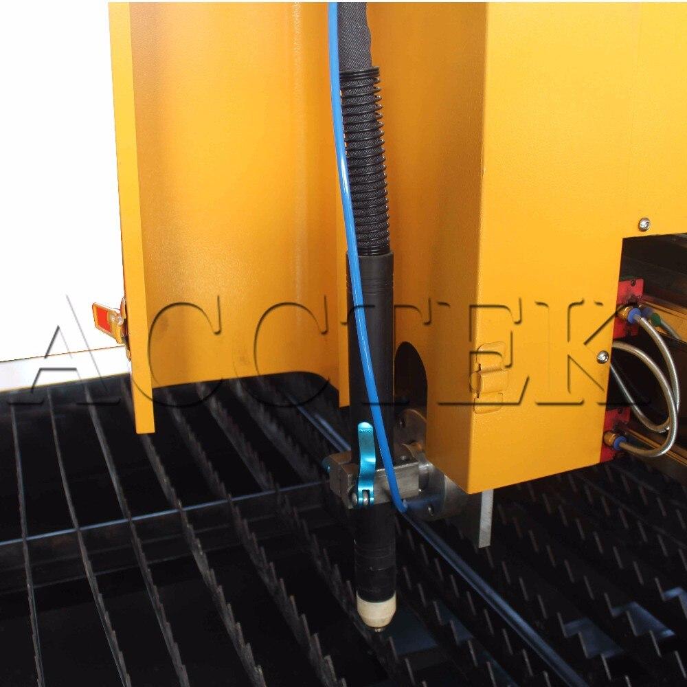 2019 wysokiej speedy 1530 maszyny do cięcia plazmowego cnc przenośne maszyna do cięcia plazmowego z Huayuan zasilacz