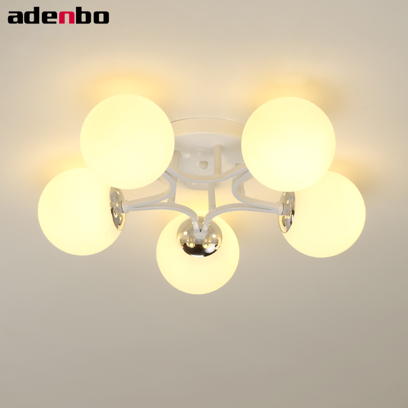 LED Chandelier Iron Ceiling Chandeliers Lighting Fixtures Black White Nordic Lamp For Dining Room And Bedroom Lighting multiple chandelier sale chandeliers dining room bedroom lamp villa simple lighting d8 056 iron stores zx20
