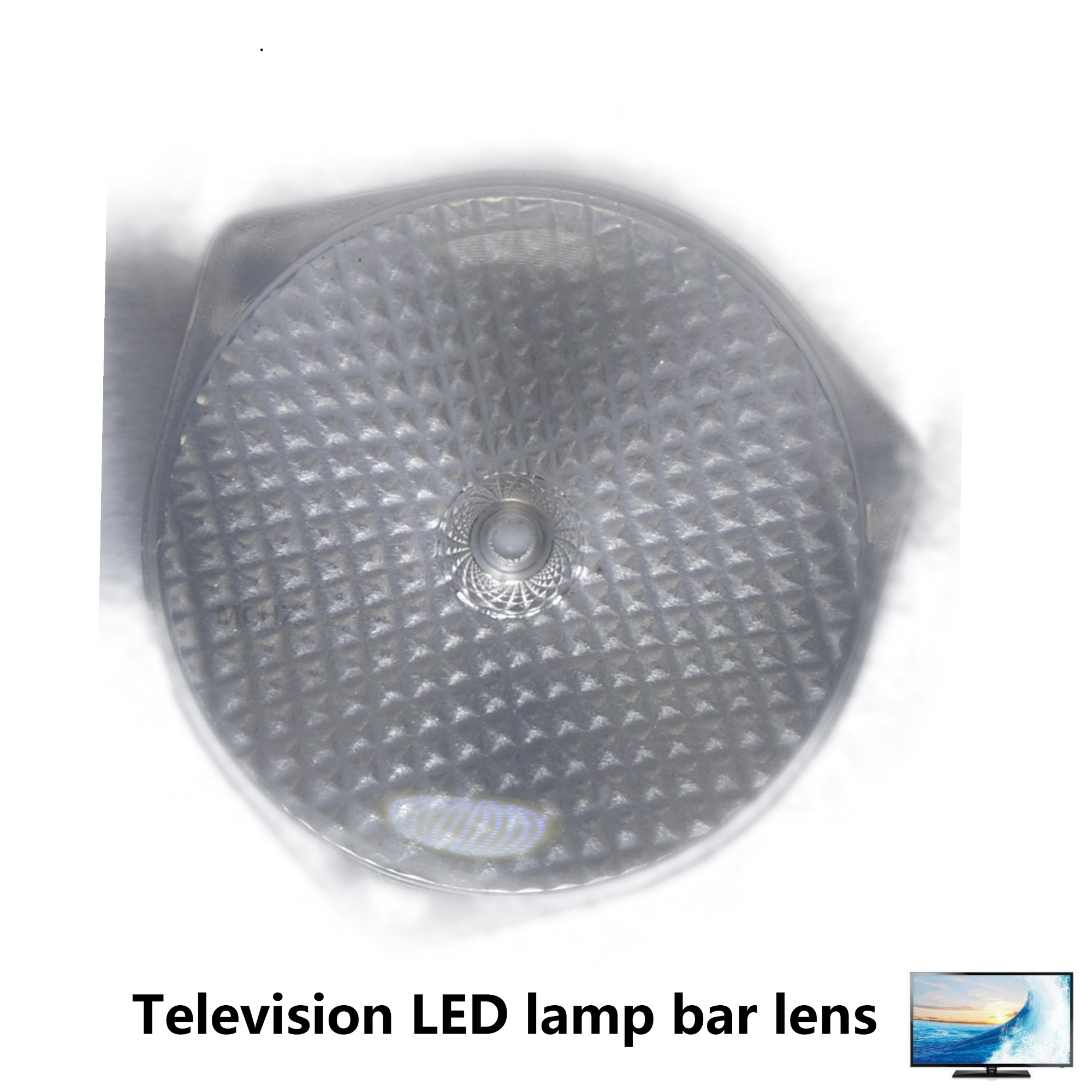 60pcs FOR Maintenance Konka Skyworth Changhong Hisense LG Samsung TCL LCD TV LED Backlight Optical Lens 2835 3528 3030 3228 2828