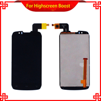LCD Display Touch Screen For Highscreen Boost 3 DNS S4502 DNS S4502 S4502M Mobile Phone LCDs