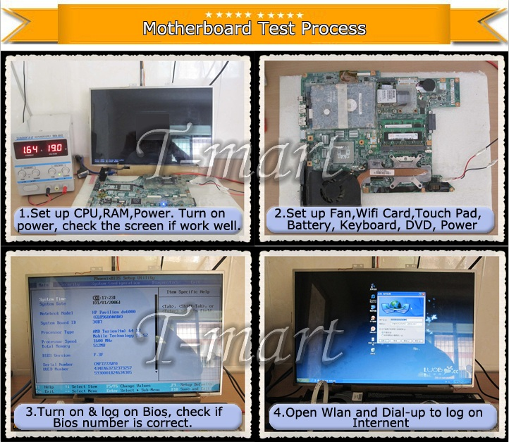 REFIT Power Supply for HK300-41GP HK280-41GP 200W Fully Tested