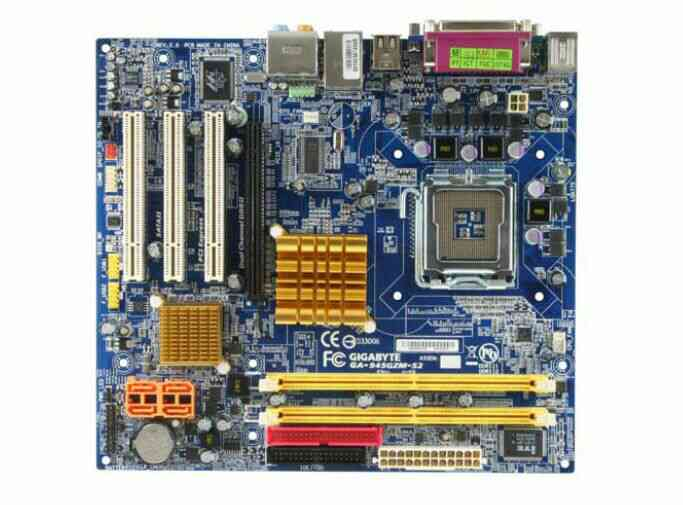 ASUS original motherboard GA-945GZM-S2 LGA 775 DDR2 945GZM-S2 945GZ Desktop motherboard asus ipm31 support ddr2 775 pin integrated motherboard g31 founder haier original machine