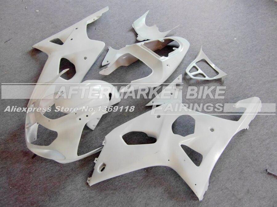 ⊱Completo kit de carenado ABS sin pintar de motocicleta para Suzuki ...