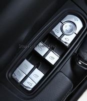 For Porsche Macan 2014 2017 Cayenne 2011 2016 Panamera 2010 2016 Inner Door Window Switch Button Trim Cover 13pcs