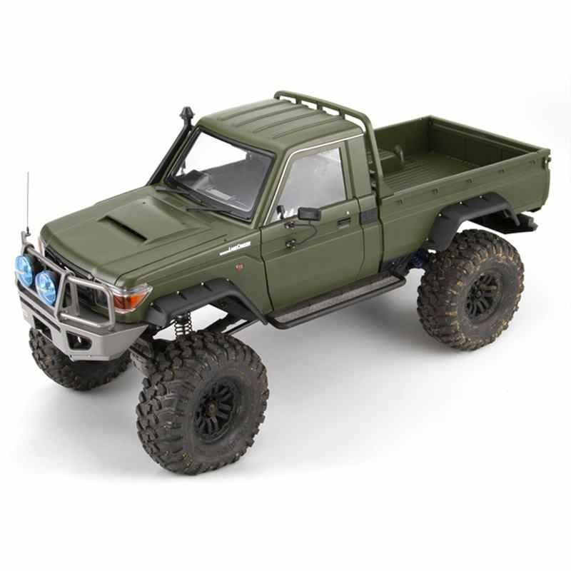 Killerbody LC70 1/10 Land Cruiser 70 Hard RC Auto Carrosserie Kit Fit Voor Traxxas TRX4 Chassis RC Auto Onderdelen onderdelen Accessoires