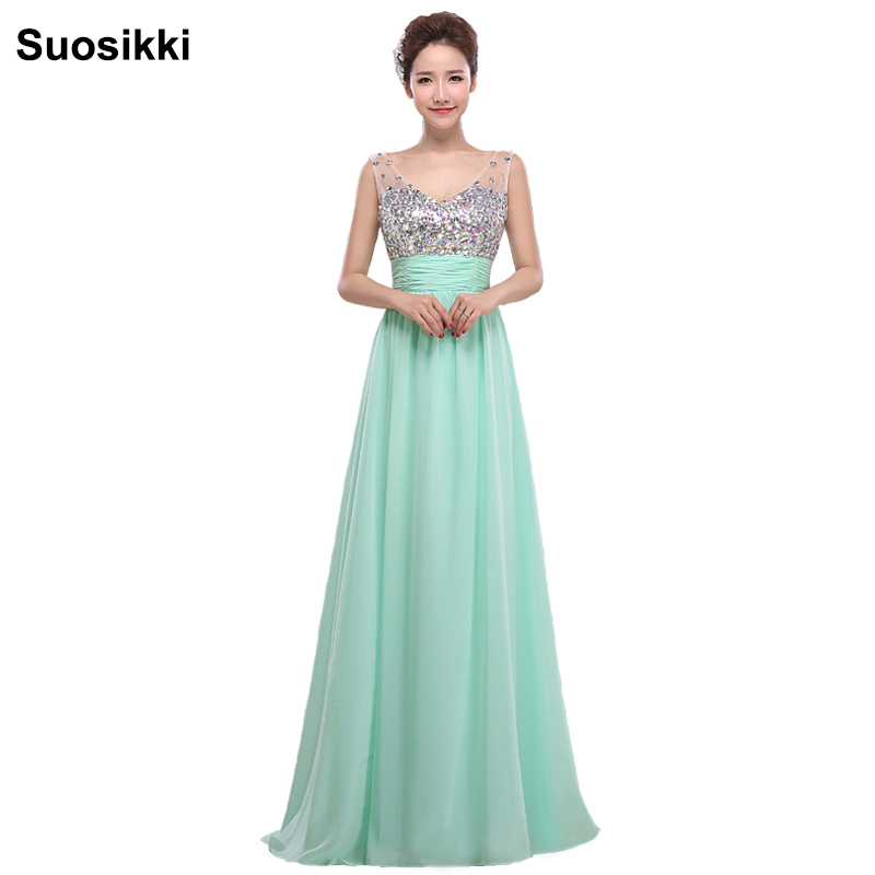 Suosikki 2018 Royal Blue Evening Dress Formal Party Gown Chiffon