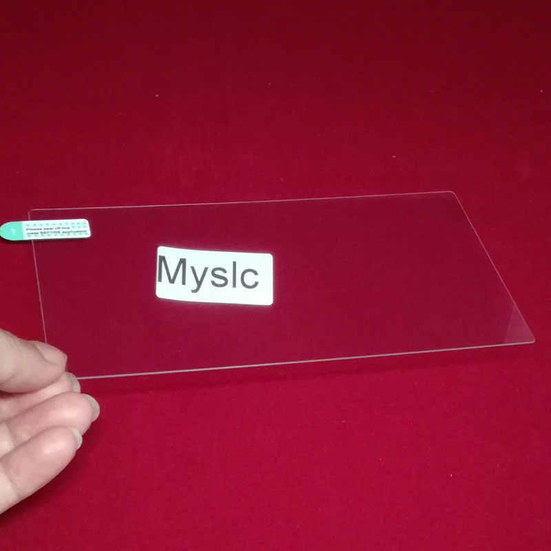 """Myslc Film d'écran en verre trempé pour Junsun 8 """"2 Din Android autoradio Central multimédia pour Toyota Corolla 2007 ~ 2011"""