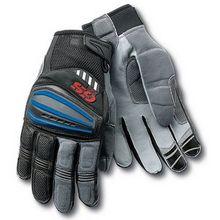 Rallye 4 guantes de carreras de motos para BMW, guantes para Motocross, Rallye 4, color azul, para carreras de motos, 2016