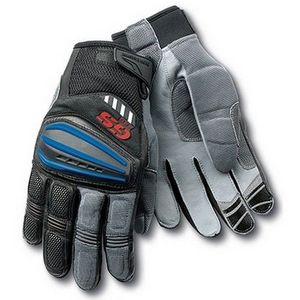 Image 1 - Rallye 4 guantes de carreras de motos para BMW, guantes para Motocross, Rallye 4, color azul, para carreras de motos, 2016