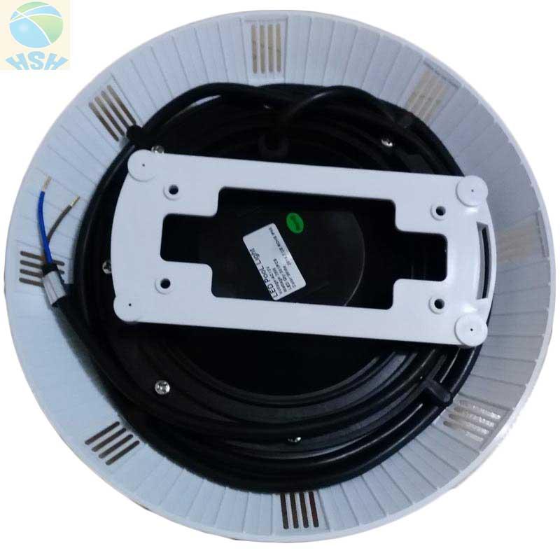 12 В 24 Вт DMX512-controllable Водонепроницаемый RGB светодиодный свет для плавательных бассейнов IP68 CE по ограничению на использование опасных материалов в производстве