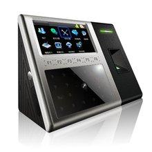 Facial fingerprint time attendance access controller with ID