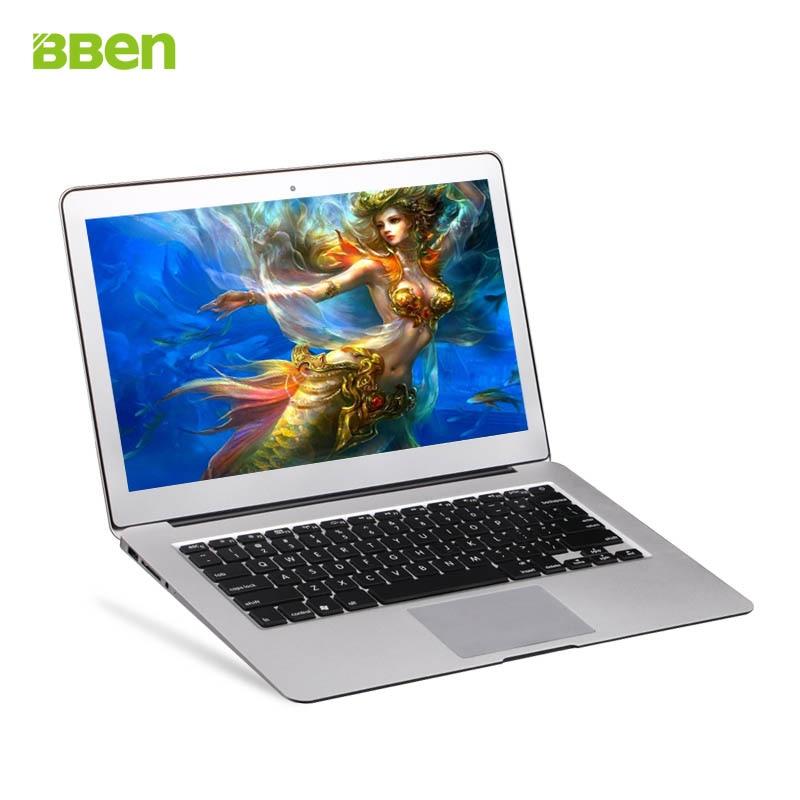 13.3 Inch Laptop Computer Notebook DDR3L 8GB 512GB Windows10 intel I7 5500U dual core notebook FHD 7000mAH