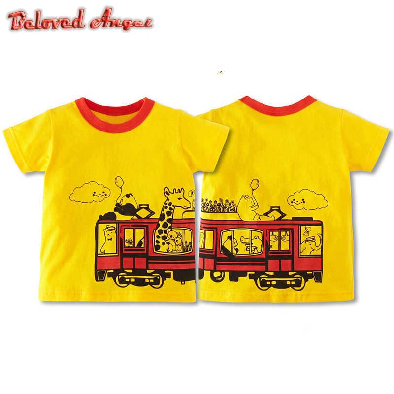 ... 2019 Brand New Baby Girl Boy t-shirt Big Girls Boys Tee Shirts for  Children ... acb125c3e319