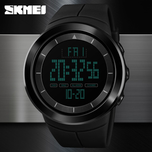Image 2 - 2018 SKMEI Mens Sports Watches Fashion LED Digital Watch Men Waterproof Military Wrist Watches For Men Clock Relogio Masculino