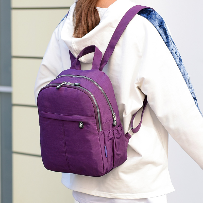 2019 Fashion 100% Original Bolsa Kiple School Backpack For Teenage Girl Escolar Female Bagpack Mochila Feminina Travel Bag