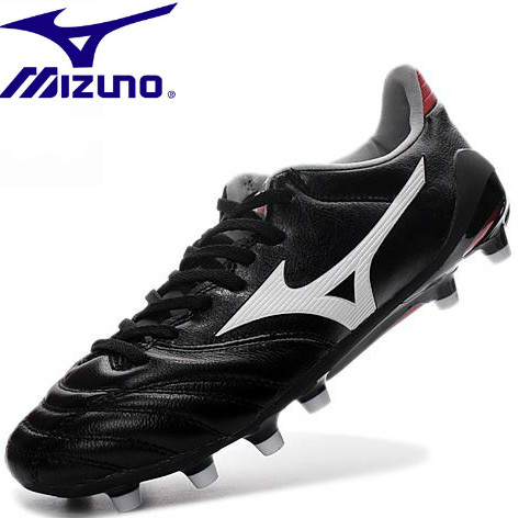 Mizuno NEO II TF Morelia Neo KL Mix Rugby Boots Adult Diva Black/Safety Sneakers Men Shoes Weightlifting  Shoes Size 39-45