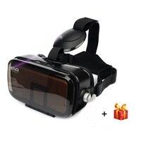 ETVR Mini 3D Google Cardboard Glasses Headset Immersive Virtual Reality Goggles VR Box For Smartphone Bluetooth