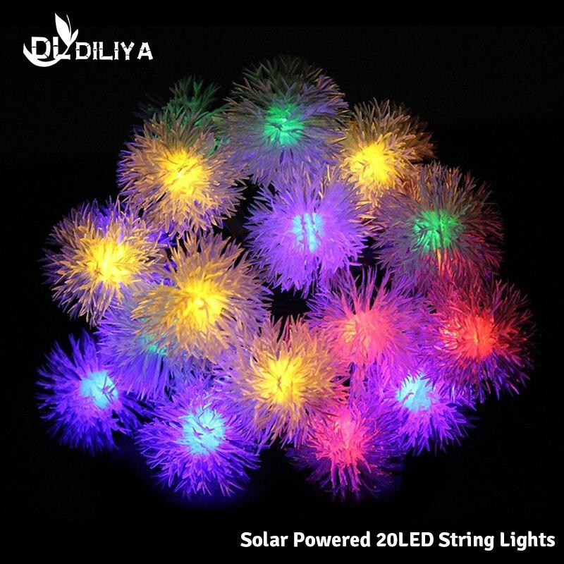 Popular Solar String Lights Outdoor Lowes Buy Cheap Solar String