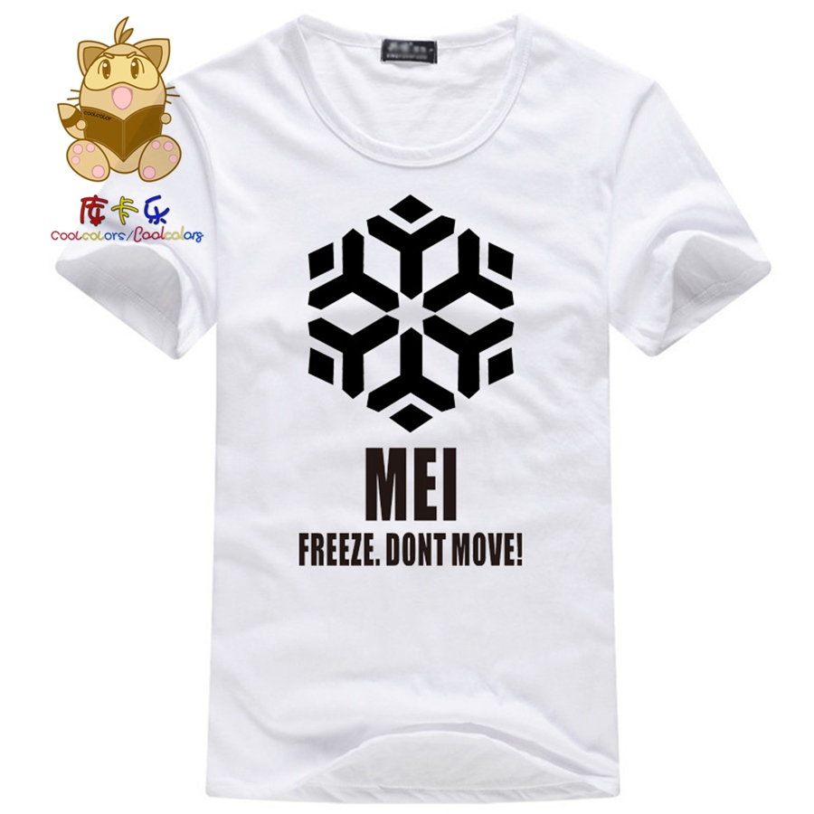 Watchman pioneer MEI Freeze dont move character skill logo t shirt various color t shirt AC141