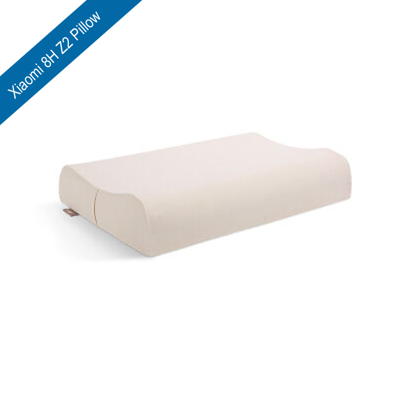 In stock! 2016 Xiaomi 8H Z2 Natural Latex Elastic Soft Pillow Neck Protection Cushion bebeconfort 30000709 2 sucettes natural physio latex t3 3 coloris