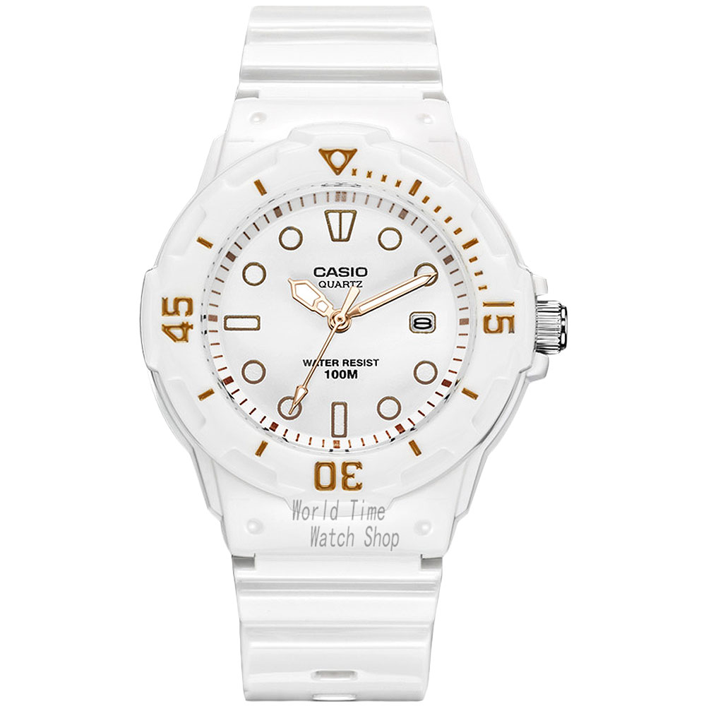 Casio watch ladies fashion sports tide section LRW 200H 7E2 LRW 200H 4B LRW 200H 4B2