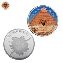 Монета великие пирамиды гиза цена детеч