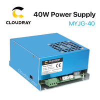 30 40W CO2 Laser Power Supply For CO2 Laser Engraving Cutting Machine MYJG 40