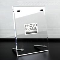 Creative a4 Frame Photo Frame Picture Pendulum Glass Photo Frames Foto Wall Decor Porta Retrato Moldura Frame For Canvas 50B3004