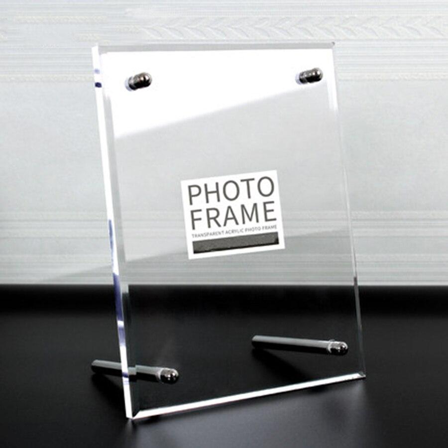 Creativo a4 marco de fotos péndulo cristal marcos de fotos Foto ...