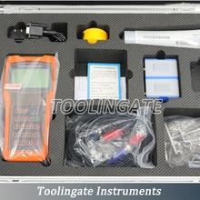 100% original TUF-2000H ultrasonic liquid digital flowmeters with 3 sensor TS-2 / TM-1 TL-1 (DN15-6000mm) flow meter