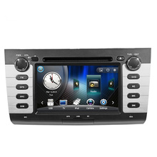 7″ Car DVD Player GPS Navigation System for Suzuki Swift 2004 2005 2006 2007 2008 2009 2010 2011 Radio RDS Bluetooth Handsfree