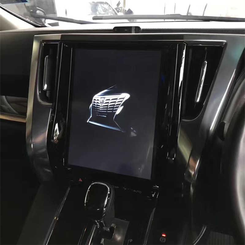 LiisLee Car Multimedia GPS Hi-Fi Audio Radio Stereo For TOYOTA Alphard  Vellfire AH30 2015~2018 Original Style Navigation NAVI