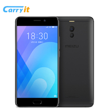 "Original Meizu M6 Note 64G 4G Snapdragon 625 5.5"" 1920*1080P Dual Rear Camera 4000mAh Fast Charge Cell Phone Android"