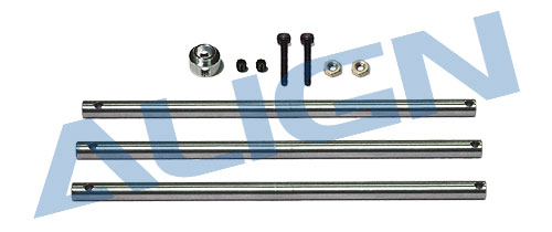 Align T-REX HS1280  Main Shaft Set Align trex 450 Spare parts Free Shipping with Tracking align t rex 450dfc main rotor head upgrade set h45162 trex 450 spare parts free track shipping