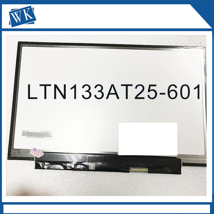 LTN133AT25 LTN133AT25-501 601 LTN133AT25-T01 13.3 inch Slim Displays For Toshiba R700 Z835 Z830 Z930 Z935 Laptop LED LCD Screens free shipping lp133wh2 tll4 lp133wh2 tlm4 ltn133at25 ltn133at25 601 t01 new 13 3led laptop lcd screen panel 1366 768 lvds 40pin