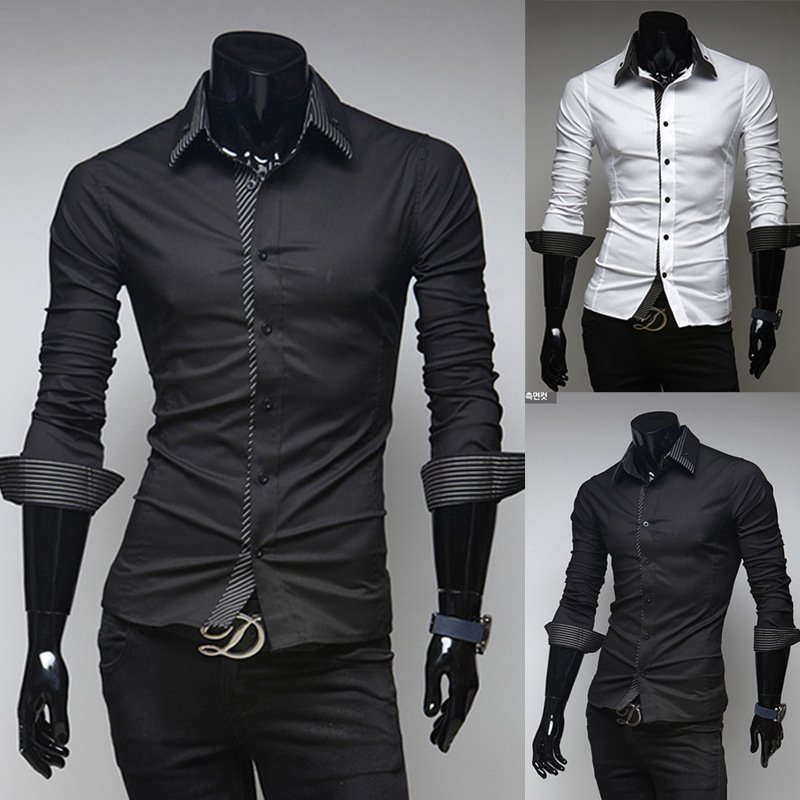 Fancy Black Shirts | Is Shirt