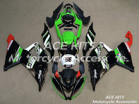 New ABS motorcycle Fairing For kawasaki Ninja ZX6R 636 2013 2014 2015 2016 Injection Bodywor Any color All have ACE No.40