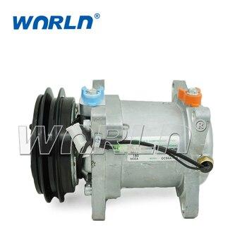 Compresseur automatique A/C pour Isuzu Qingling 600 P 1107191205