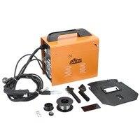 Сварочный аппарат с газовым экранированием Professional MIG 230 130 V Электрический сварочный аппарат прочный MIG сварочное оборудование розетка ЕС