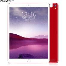 10,1 дюймов планшетный ПК Android 7,0 3G Телефонный звонок планшетный ПК Wi-Fi gps Восьмиядерный 4 Гб ОЗУ 64 Гб ПЗУ Google play планшеты ips ПК