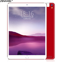 10.1 inch Tablet PC Android 7.0 3G Phone Call Tablet PC Wi Fi GPS Octa core 4GB RAM 32GB ROM Google play Tablets IPS PC